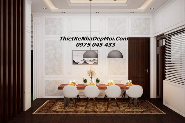 phòng ăn nhà đẹp 2021