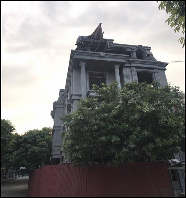 Xây dựng biệt thự cổ điển cao cấp