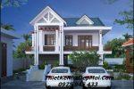 Mẫu thiết kế nhà hai tầng đẹp