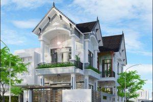 Nhà 2 tầng 2 mặt tiền