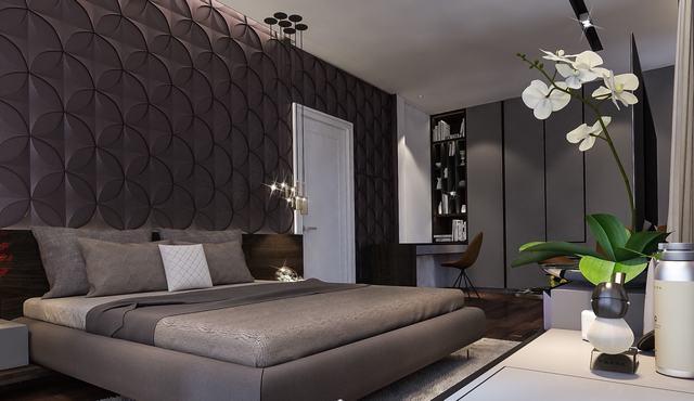 Phòng ngủ 22m2 đẹp