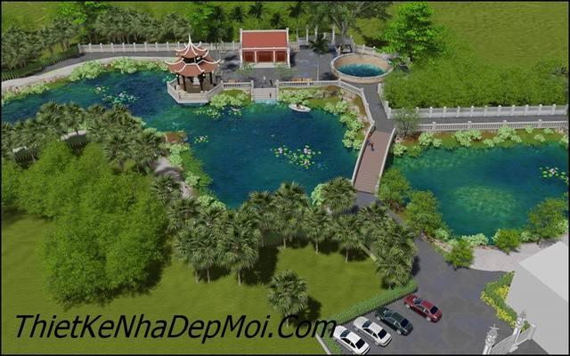 thiết kế vườn đẹp