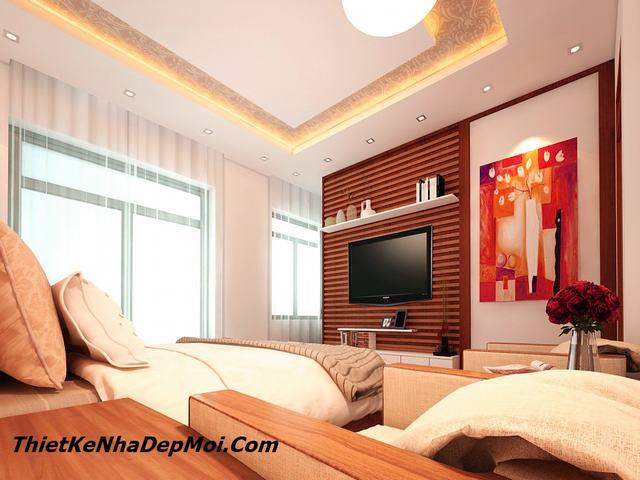Thiết kế phòng ngủ rộng 16m2