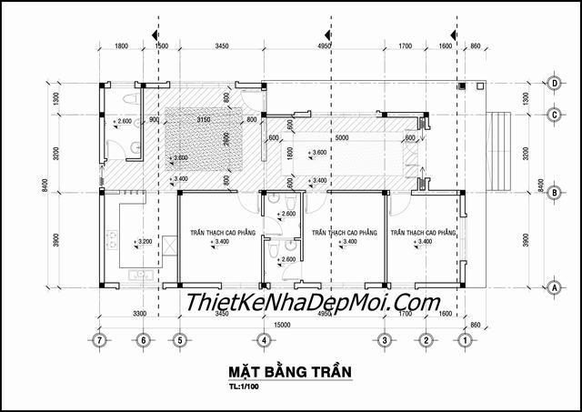 Bản vẽ xây nhà miễn phí