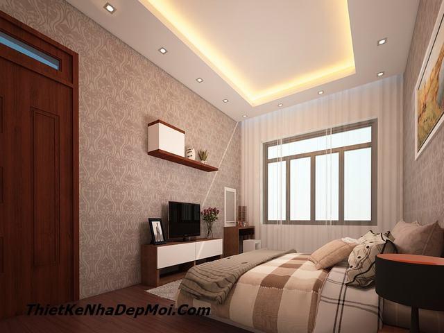 Thiết kế nội thất biệt thự 10x20