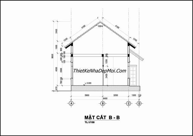 Tư vấn xây nhà 3 phòng ngủ