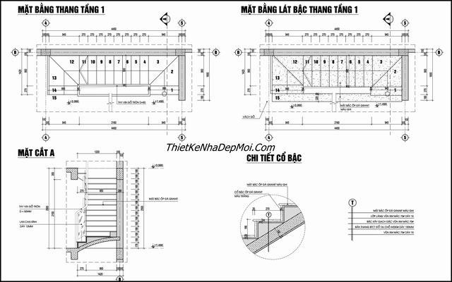 Bản vẽ thiết kế nhà miễn phí