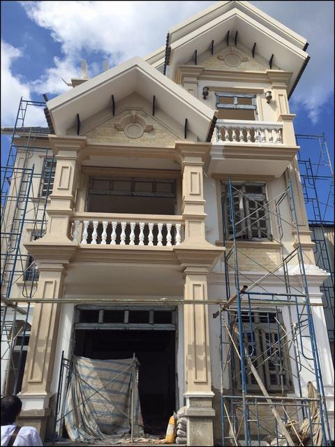 Xây nhà đẹp Bình Phước