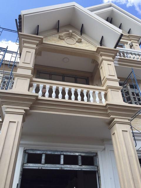 Xây biệt thự đẹp tại Bình Phước
