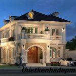 Biệt thự 1 trệt 1 lầu đẹp nhất Việt Nam