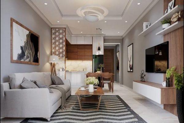 Thiết kế nhà 30m2 2 tầng