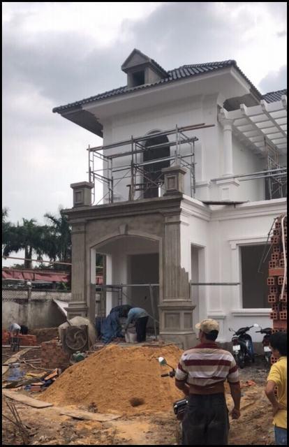 Công ty xây dựng Bình Dương