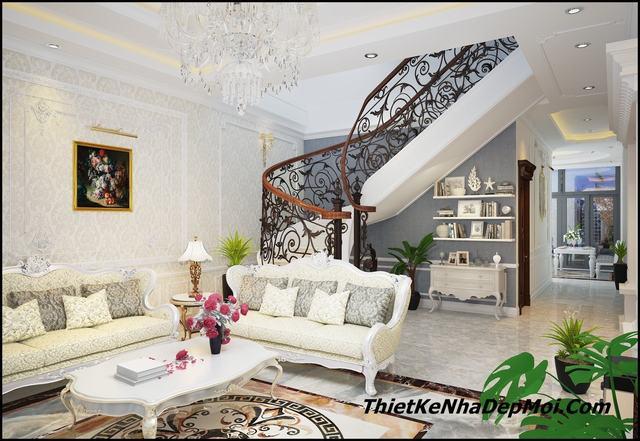thiết kế căn hộ 100m2