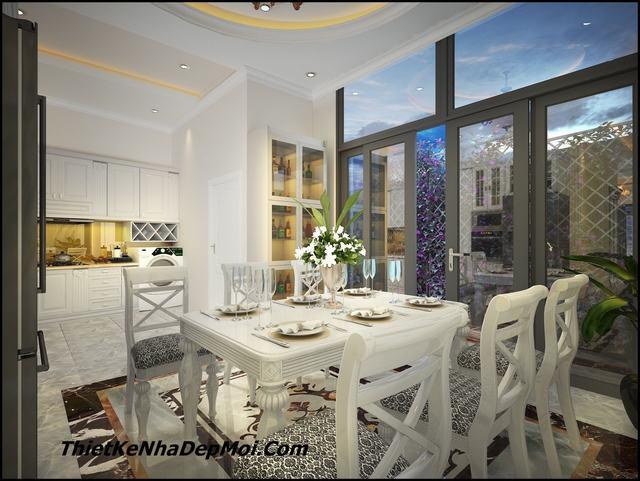 thiết kế nội thất căn hộ chung cư 100m2 3 phòng ngủ