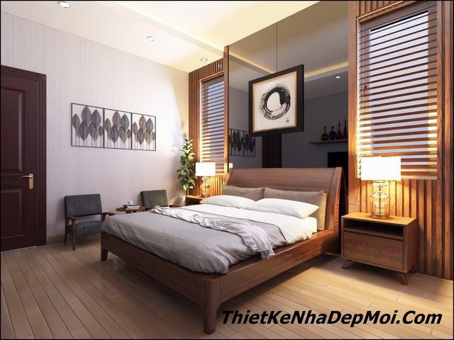 Mẫu phòng ngủ đơn giản mà đẹp