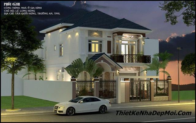 nhà đẹp vĩnh long