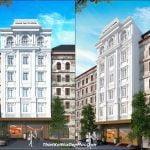 Thiết kế khách sạn chuyên nghiệp tại Việt Nam
