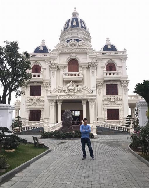 Công ty thiết kế xây dựng lâu đài tại Việt Nam