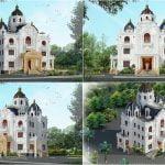 Lâu đài đẹp nhất Việt Nam