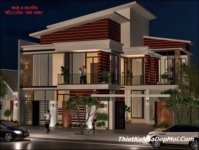 Nhà Villa nghỉ dưỡng