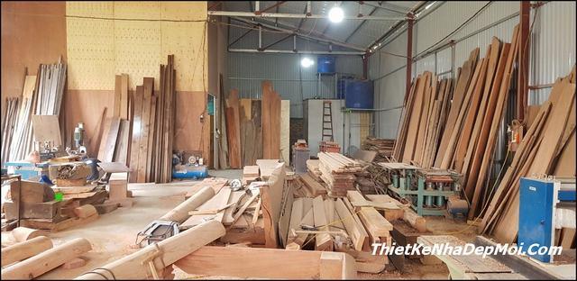 Xưởng nội thất HÀ Đông