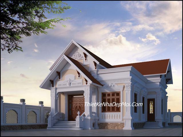 Bản thiết kế nhà