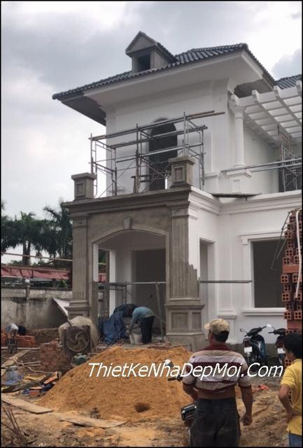 Nhà thầu xây dựng Bình Dương