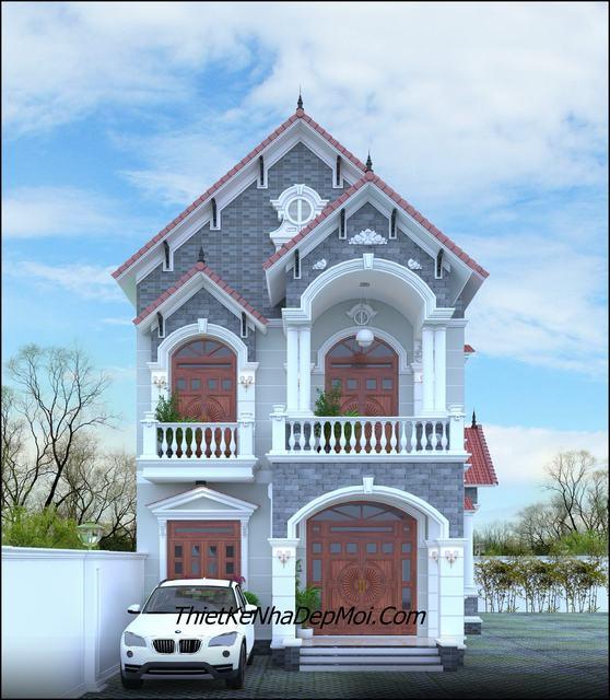 thiết kế nhà đẹp bình dương