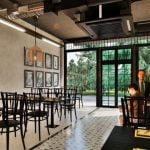 trang trí nội thất quán cafe đẹp