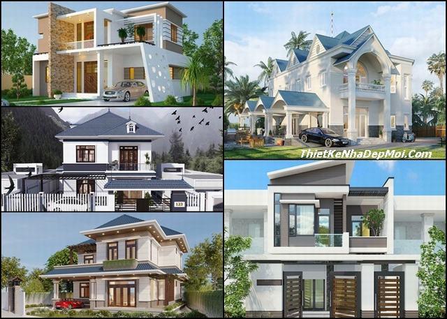 Những kiến trúc nhà đẹp Việt Nam
