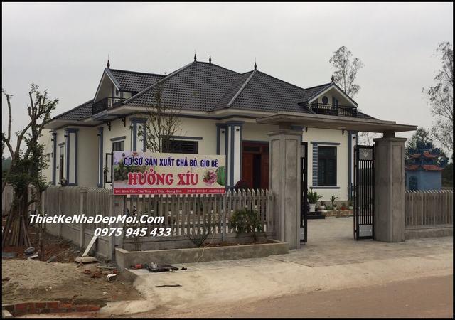 Công ty xây dựng nhà đẹp Quảng Bình