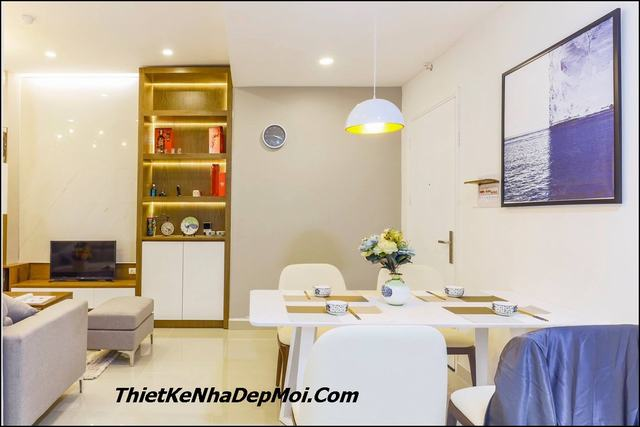 Thiết kế nội thất căn hộ Đà Nẵng