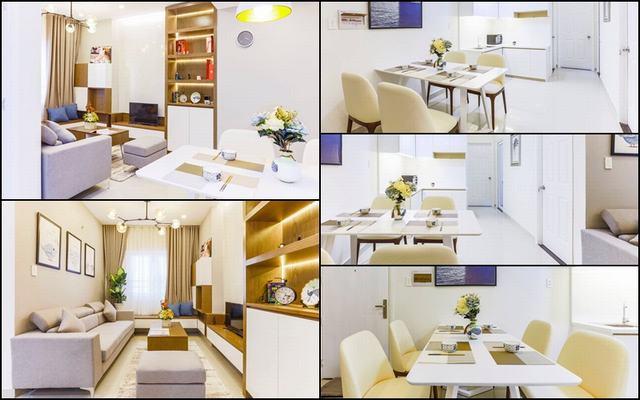 Thiết kế nội thất chung cư đà nẵng