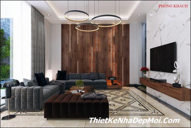 Thiết kế phòng đẹp - phòng khách