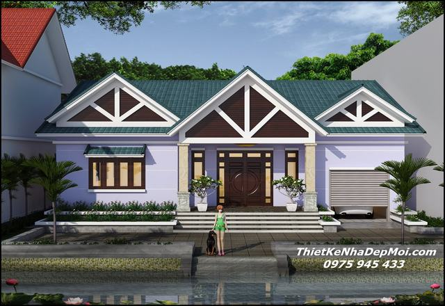 Nhà đẹp Đồng Bằng Sông Cửu Long