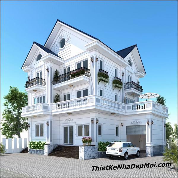Biệt thự đẹp ở quận Bình Tân