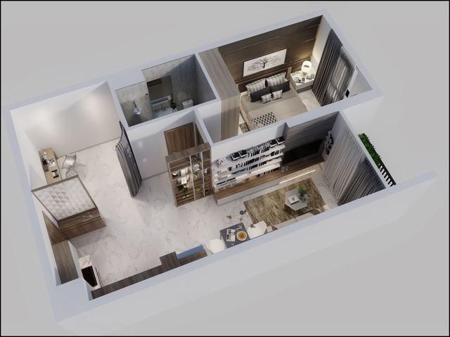 Kinh nghiệm xây căn hộ cho thuê