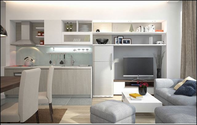 Studio Apartment la gi