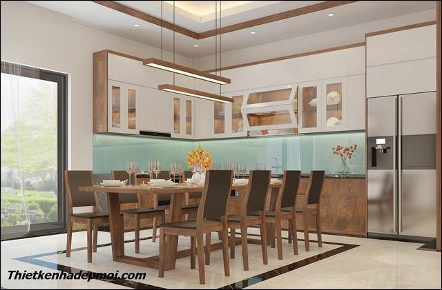 nội thất biệt thự hiện đại, Đẹp ngỡ ngàng nội thất biệt thự hiện đại đơn giản của nhà anh Hà, Công ty thiết kế xây dựng Nhà Đẹp Mới, Công ty thiết kế xây dựng Nhà Đẹp Mới
