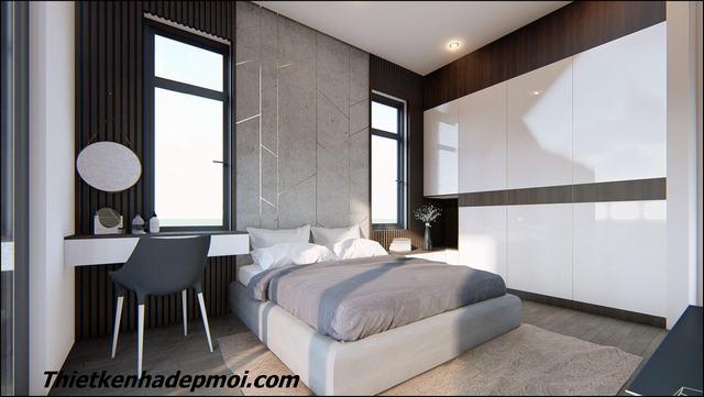 Phòng ngủ đơn giản mà đẹp