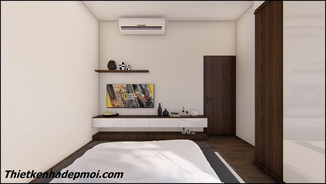 Phòng ngủ con trai trên tầng 2