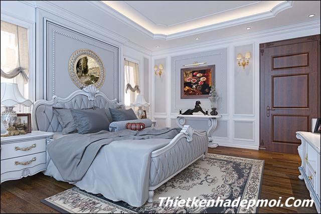 Mẫu thiết kế nội thất đẹp 2020 tại Hải Phòng