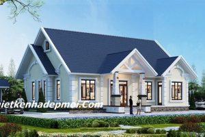 Bản vẽ xây dựng nhà ở nông thôn