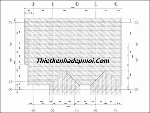 hướng dẫn cách đọc bản vẽ xây dựng nhà