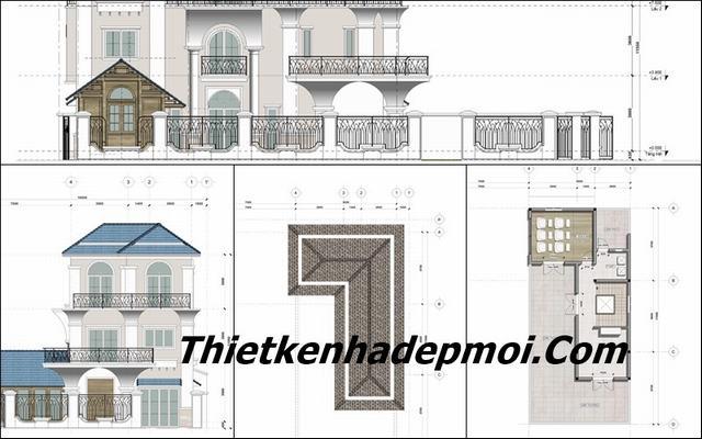 Công ty thiết kế xây dựng biệt thự tại Vũng Tàu