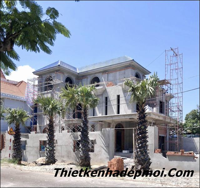 Công ty xây dựng biệt thự Vũng Tàu