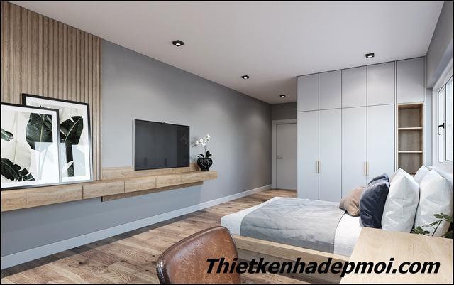 Tư vấn thiết kế nội thất phòng ngủ nhà cấp 4