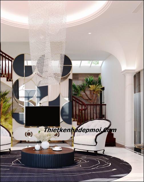 Phòng khách đẹp hiện đại xu hướng 2020