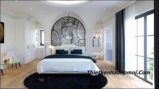 Thiết kế nhà ở phong cách hiện đại