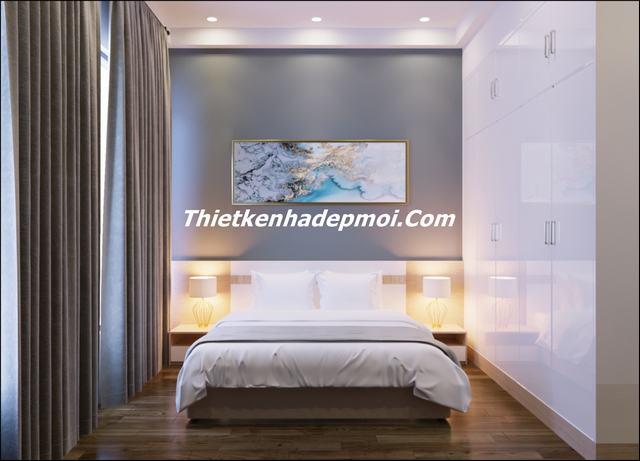 Trang trí phòng nghỉ khách sạn mini 5x20m